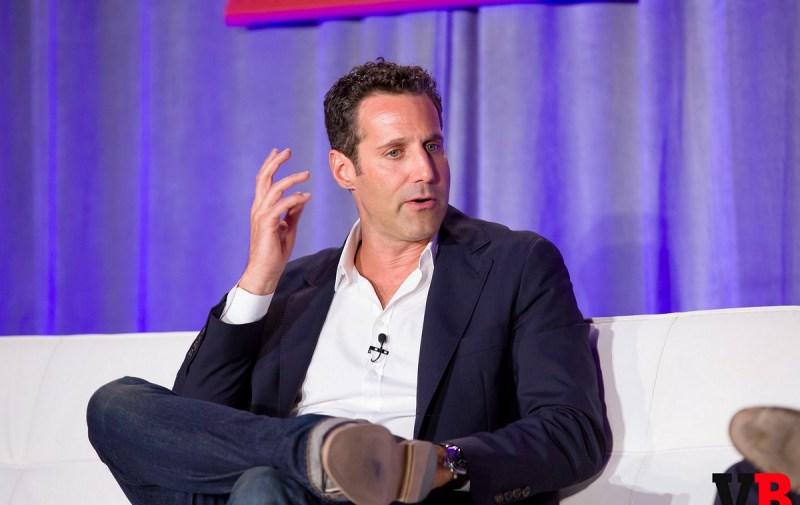 Jason Rubin, the head of worldwide studios at Facebook's Oculus VR division.