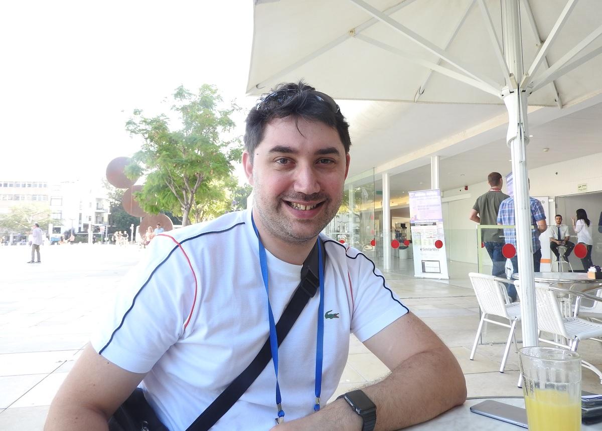 Jeremie Kletzkine of Start-up Nation Central.