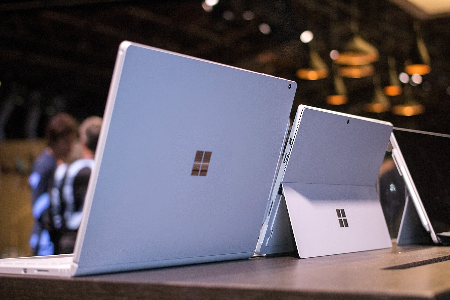 Microsoft Surface Book and Pro 4