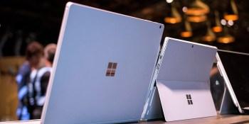 Microsoft announces Surface as a Service, Windows 10 Enterprise E3 for $7 a seat per month