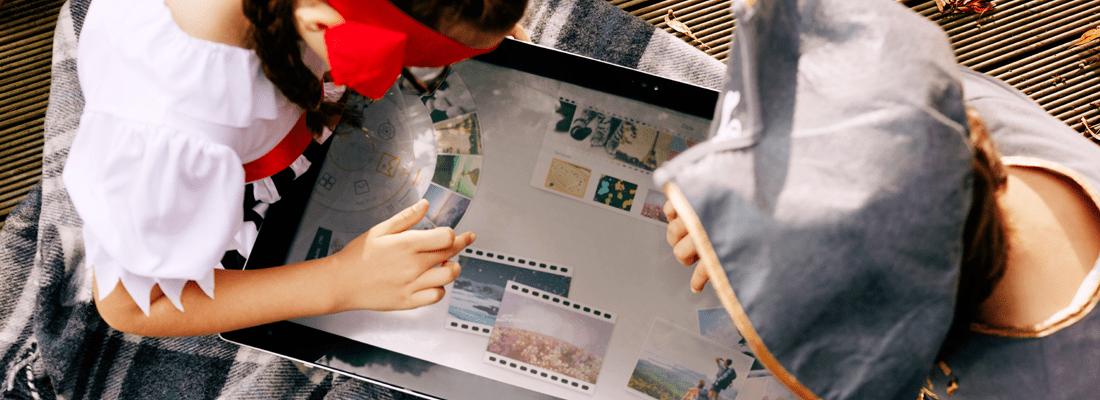 Lenovo Yoga Home 900 pirate kids