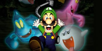 The RetroBeat: Luigi's Mansion gave Mario's brother his own identity