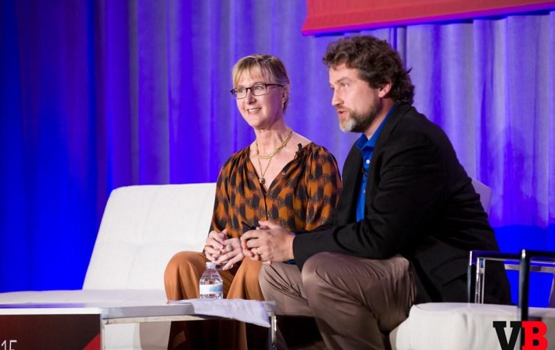 Megan Gaiser of Contagious Creativity talks with Daniel Bernstein of the Corum Group at GamesBeat 2015.