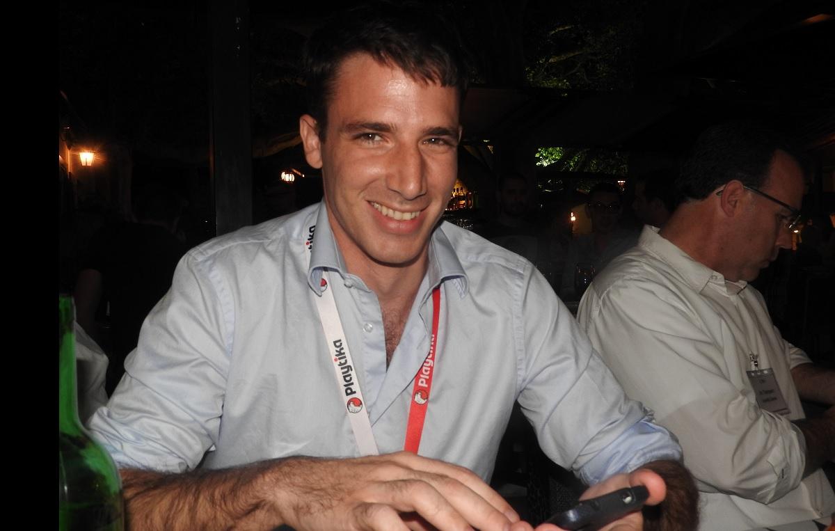 Michael Rosen, CEO of Tacticsoft