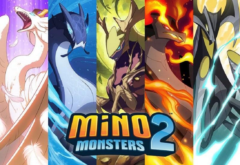 Mino Monsters 2