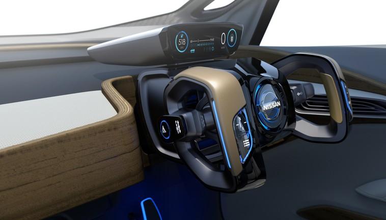 Nissan Driverless Car 9