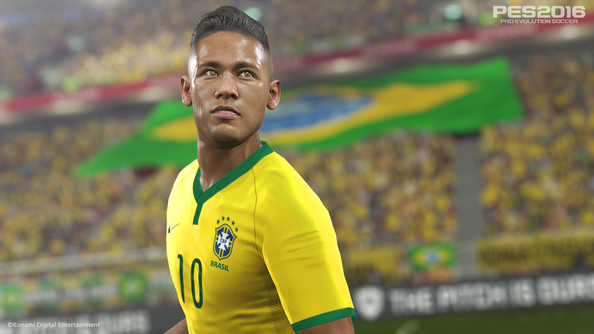 The player models in PES 2016 look fantastic.