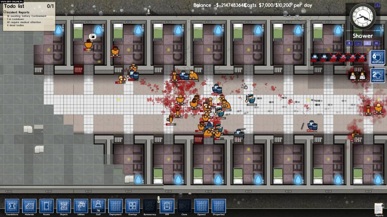 A bloody massacre.
