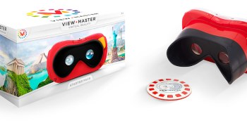 Mattel's Google Cardboard-powered View-Master is now on sale
