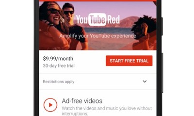 Google wants you to pay $9 99 per month for ad-free YouTube