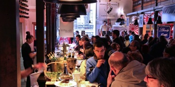 Why I insist every VC and employee at my startup first train as a restaurant host