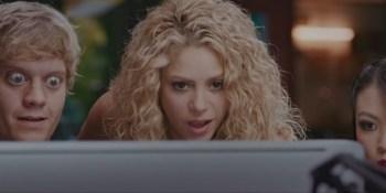 Shakira's new Love Rocks game with Rovio will have … no birds
