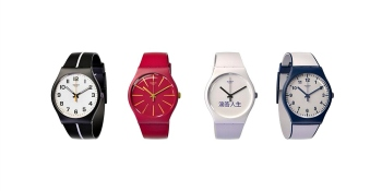 Swatch and Visa debut pay-by-wrist smartwatch venture