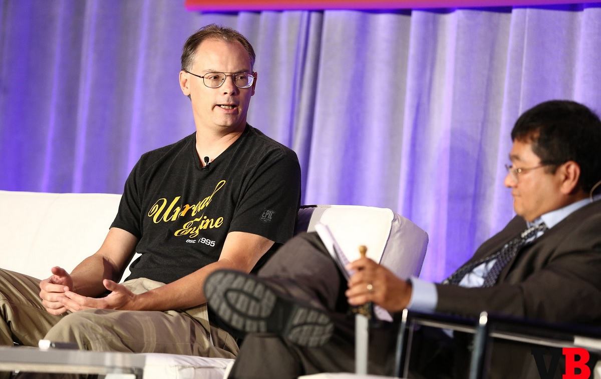 Tim Sweeney, CEO of Epic Games, believes that perfect augmented reality will make screens obsolete.