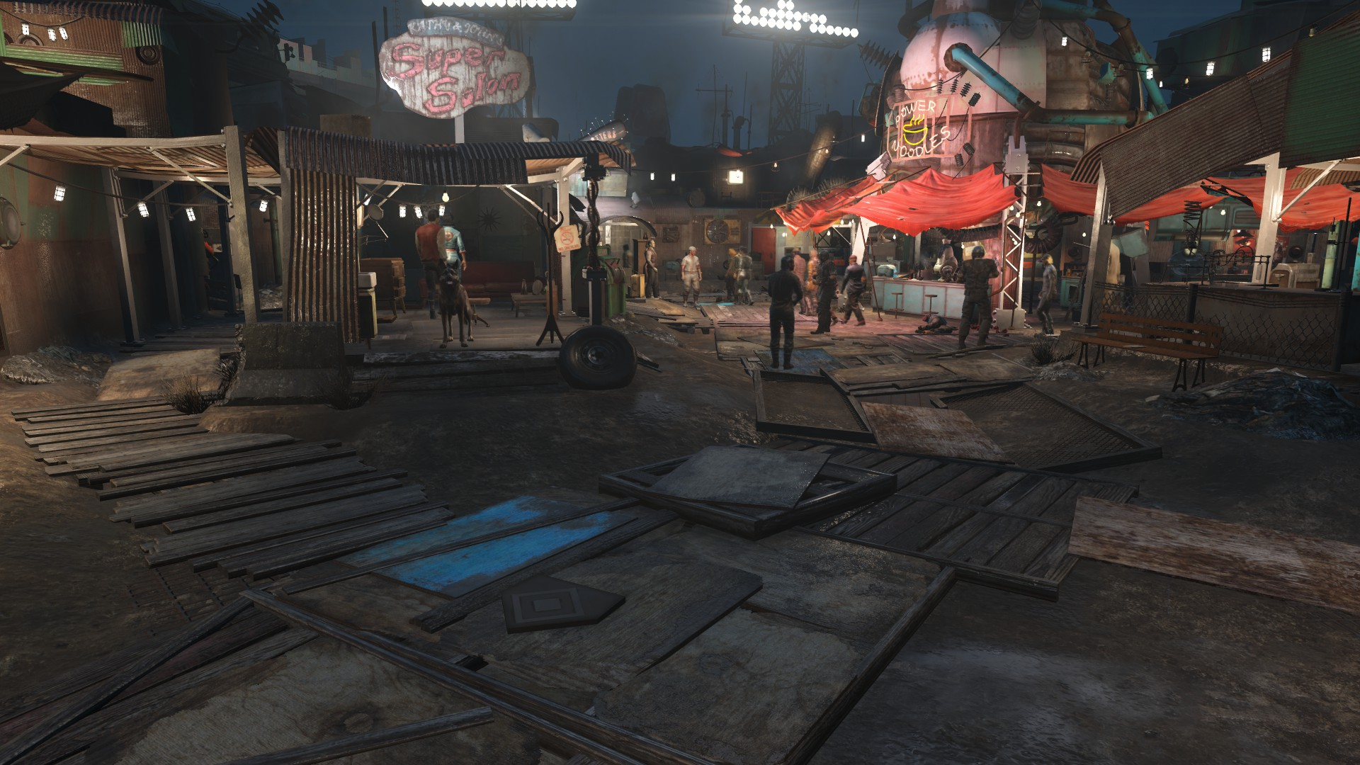 Fallout 4 is the open-world game I can't stop playing