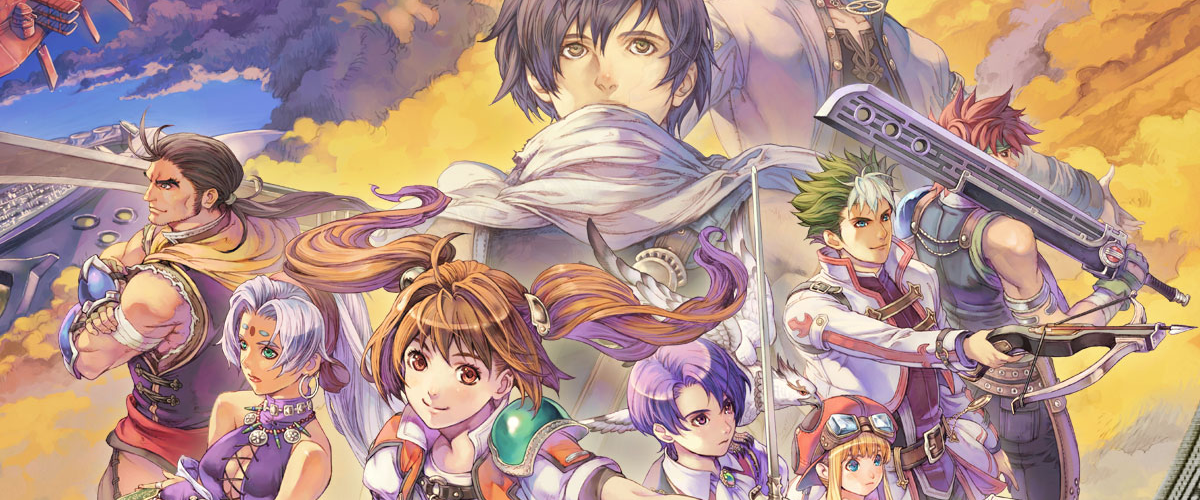 Trails in the Sky is predominantly known of its diverse cast of characters