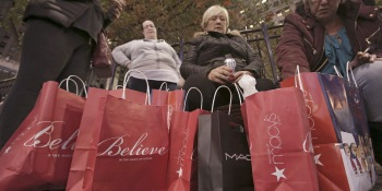 As Cyber Monday grows, Black Friday sees more digital shoppers