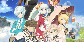 Tales of Zestiria is one Japanese role-playing game trope after another