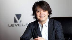 Level 5's Mr. Akihiro Hino.