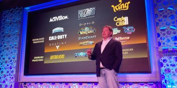 Activision execs, VR luminaries among gaming's most influential people during CES