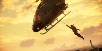 Just Cause 3 impressions: Bugs mar what could be a tremendous Grand Theft Auto-at-war game