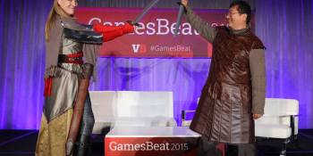 Check out 70 videos from the talks at GamesBeat 2015