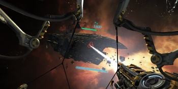Gunjack is a harrowing shooter that shows the value of Samsung's Gear VR