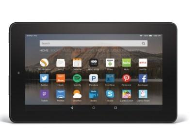 Receipts Data 7 Inch Amazon Fire Tablet Not Ipad Won Black Friday Venturebeat