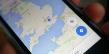 Google Maps for iOS now lets you schedule pit stops