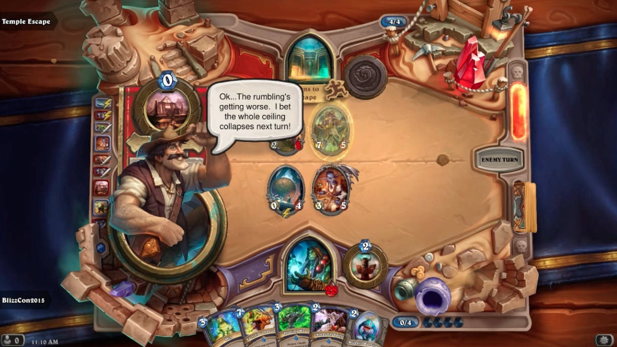 Hearthstone: League of Explorers