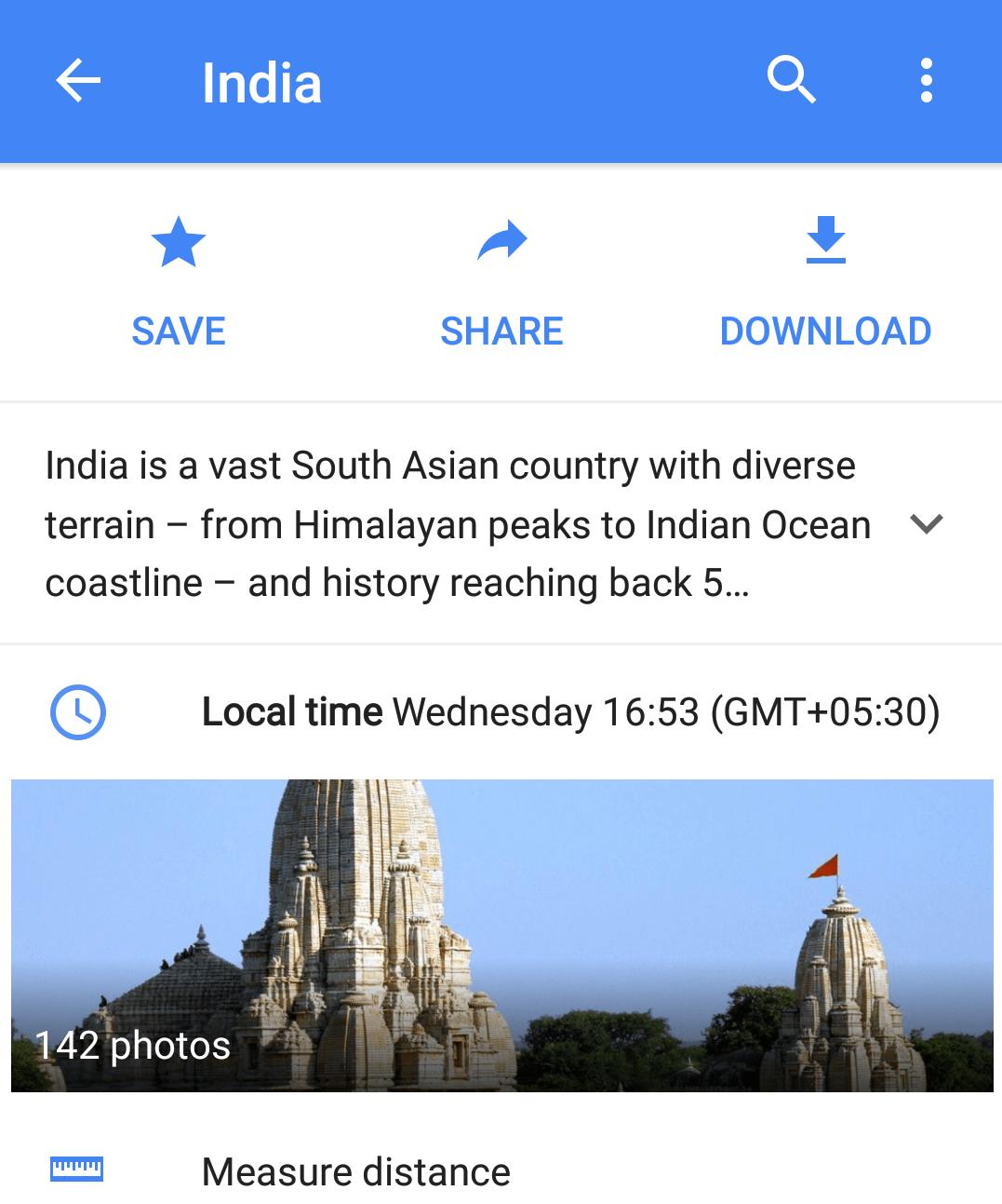 google earth in offline mode