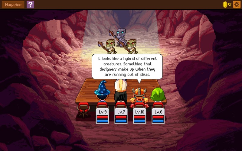 knights of pen and paper 2 new game+