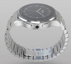 Vector Watch: Luna Steel Contemporary
