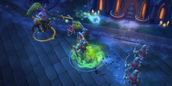 Heroes of the Storm designer guides us on how to win with Greymane and Lunara