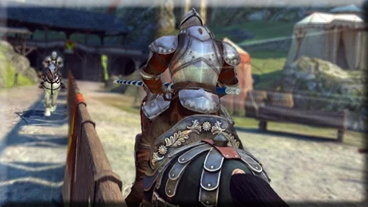 Jousting becomes a quick, but precise, adventure in Rival Knights.