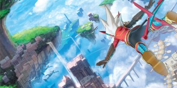 Rodea the Sky Soldier reaches lofty heights but can't soar over its pitfalls