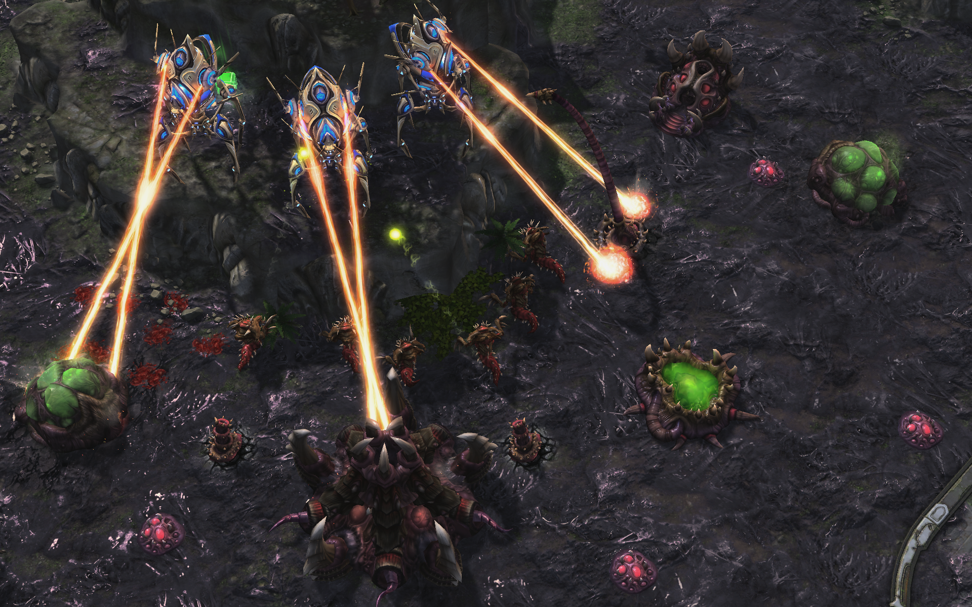 The Protoss come to the fore in StarCraft II: Legacy of the Void.