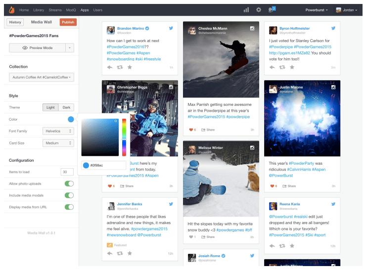 Livefyre Engagement Cloud app creation