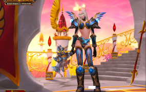 World of Warcraft transmog