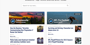 Nuzzel raises $1.7M for its social social content curator that anyone can now use