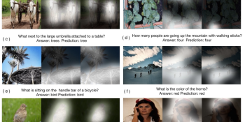 Microsoft researchers improve AI tech for answering questions about photos
