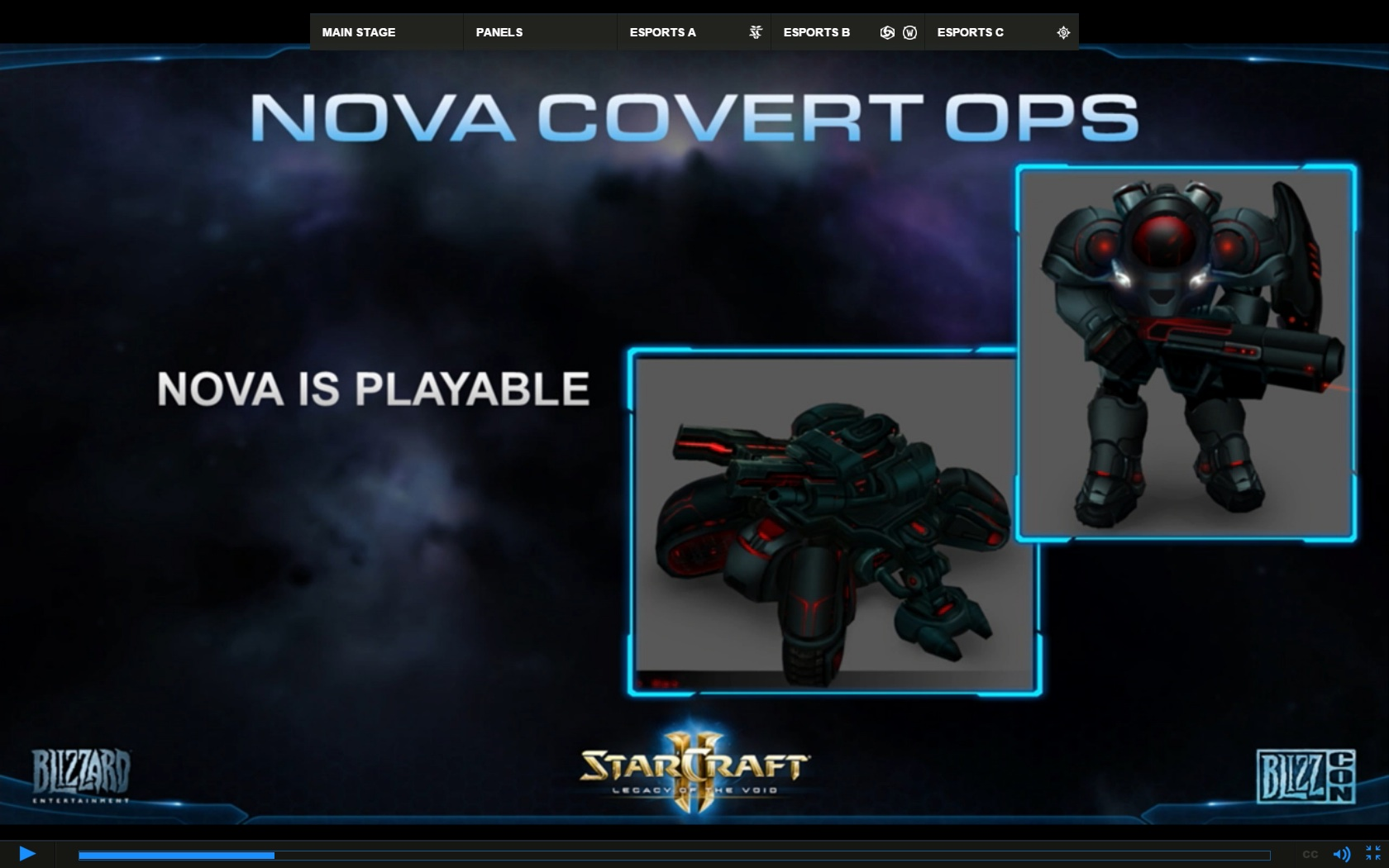 StarCraft II: Blizzard explains why Legacy of the Void isn't