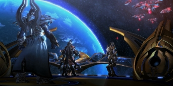 Legacy of the Void shows why StarCraft II is the king of real-time strategy multiplayer