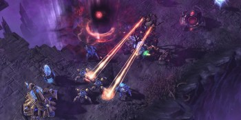 StarCraft 2 is going free-to-play on November 14