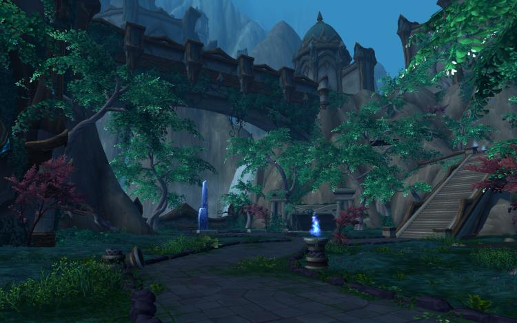 World of Warcraft: Legion Suramar