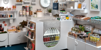 This project to reinvent the physical newsstand is way more interesting than Apple's News app