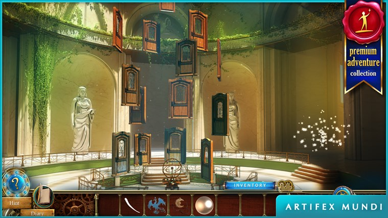 Time Mysteries' goofy charm wears thin the more puzzles and mini-games you endure.