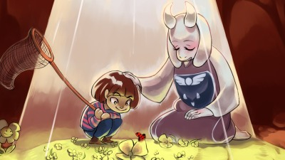 Undertale will make you question the essence of video games