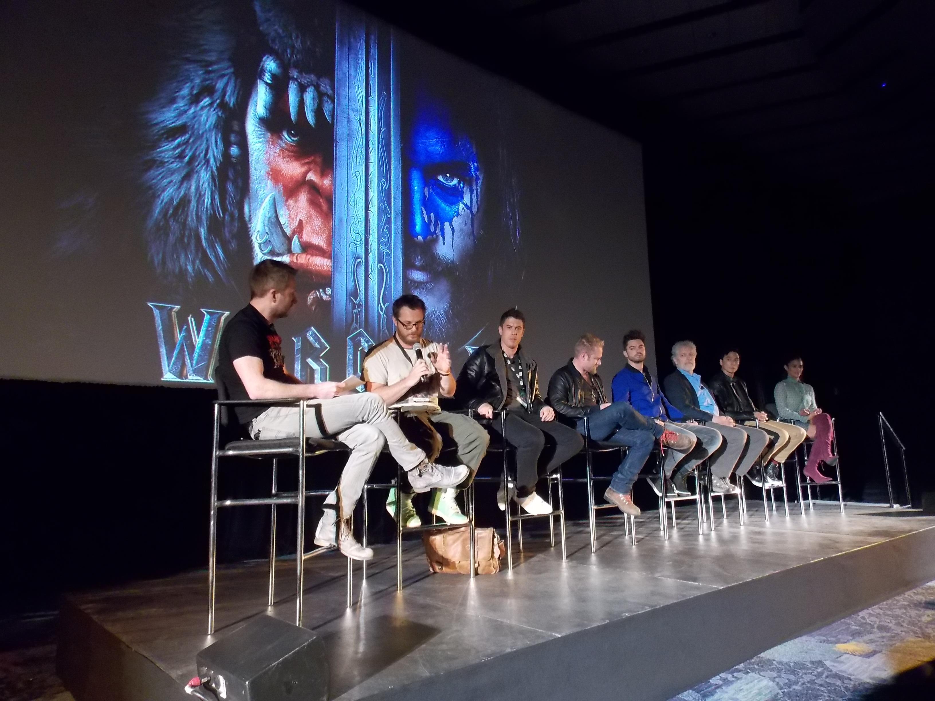 Talking Warcraft.