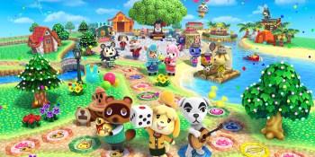 Animal Crossing: Amiibo festival is a boring, random mess